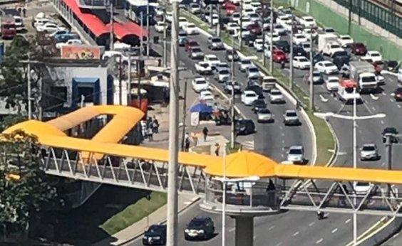 [Salvador tem menor índice de mortes no trânsito entre capitais brasileiras]