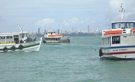 [Travessia Salvador-Mar Grande é suspensa por 2h30 e encerra mais cedo por causa de maré baixa]