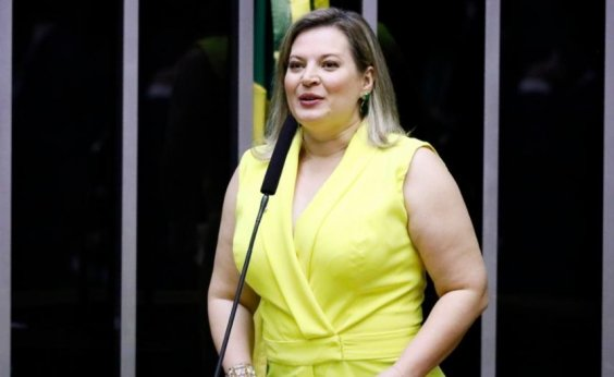 [Joice Hasselmann é a nova líder da bancada do PSL na Câmara]