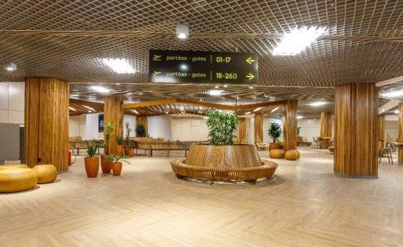 [Reforma ampliou capacidade do aeroporto de Salvador para 15 milhões de passageiros por ano]
