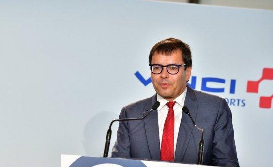 [Após reforma, Aeroporto de Salvador vai aumentar 'conectividade' entre países, diz CEO da Vinci]