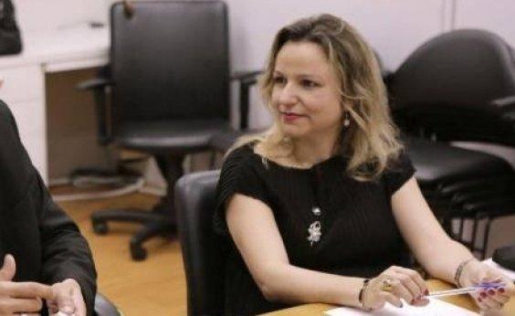 ['Estou sendo retirada por discordar da gestão de Alvim', diz ex-secretária do audiovisual]