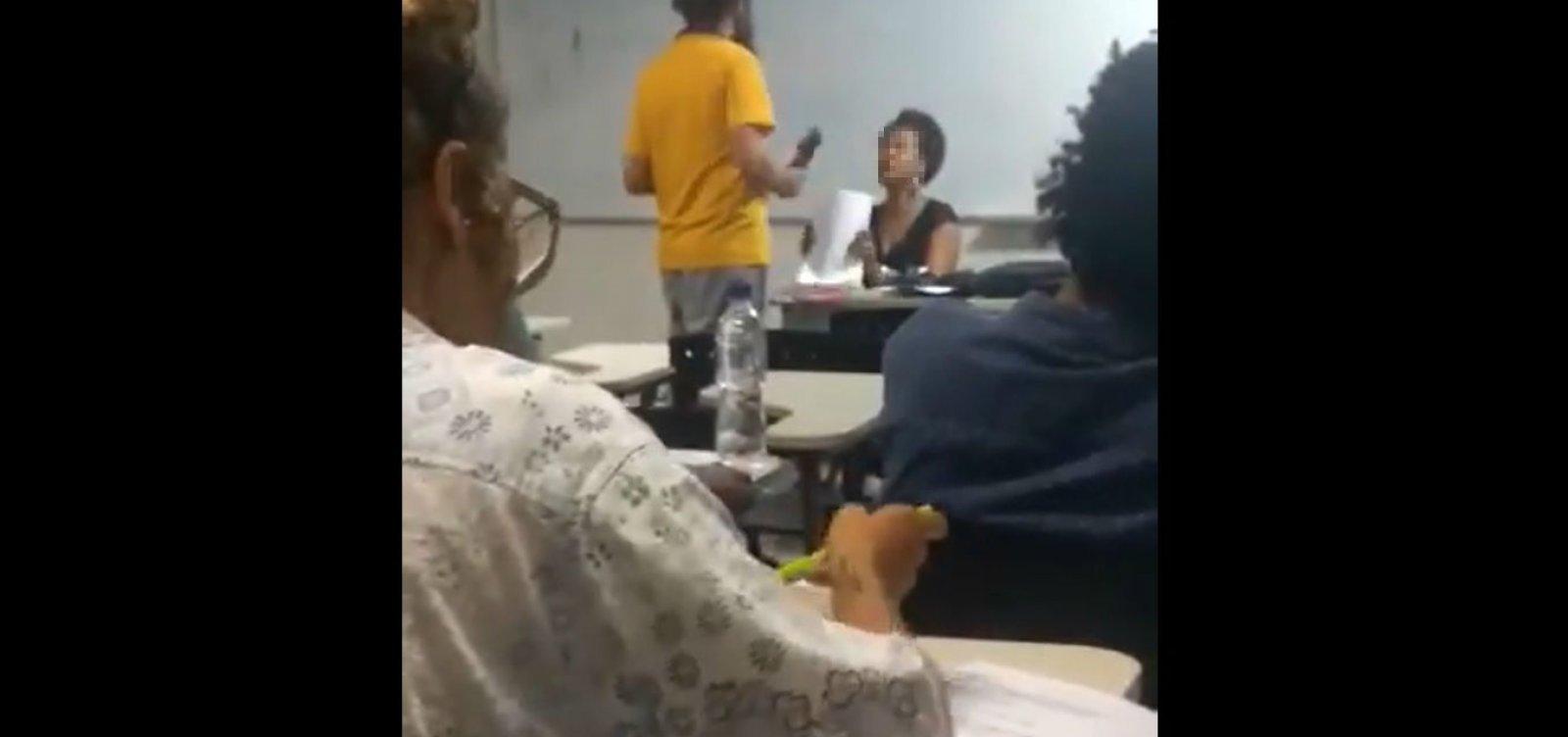 [UFRB: Aluno denunciado por racismo tentou entrar na universidade através de cotas raciais]