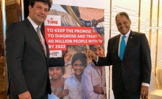 [Ministro da Saúde debate na Indonésia plano mundial para erradicar tuberculose]