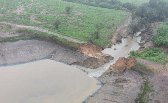 [ANA aponta sete barragens com estruturas comprometidas na Bahia]