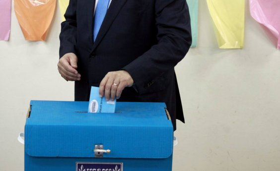 [Parlamento de Israel aprova terceira eleição em menos de um ano]