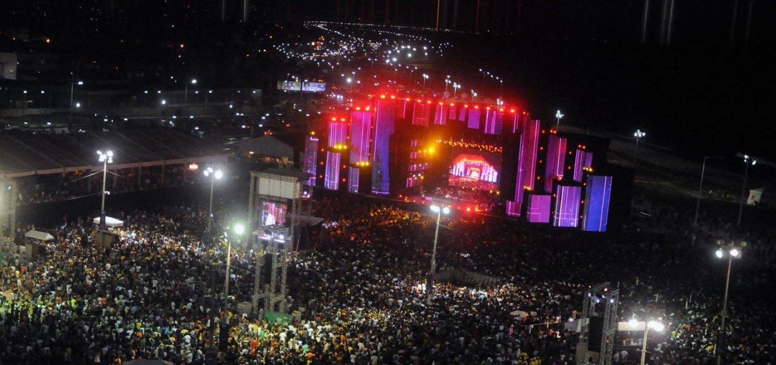 [Prefeito vai anunciar grade completa do Festival Virada nesta sexta no novo Centro de Convenções]
