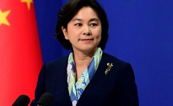 [China rejeita negociações nucleares com EUA e Rússia]