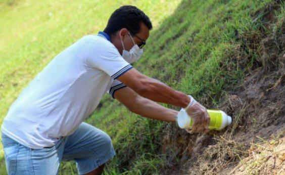 [Agentes de endemias intensificam ações contra leptospirose nas praias de Salvador]