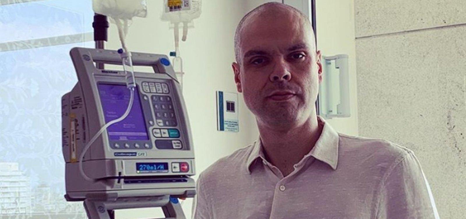 [Bruno Covas está em 'excelente estado clínico', de acordo com médicos]