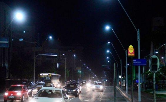 [Onze empresas vão disputar licitação de R$ 92,1 milhões da iluminação pública de Salvador]
