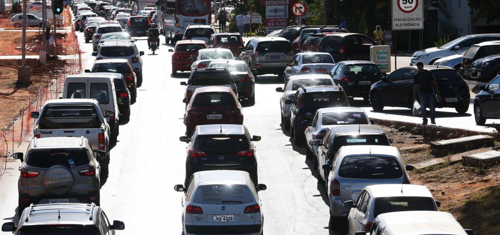 [Mais de 340 mil veículos estão com IPVA atrasado na Bahia]