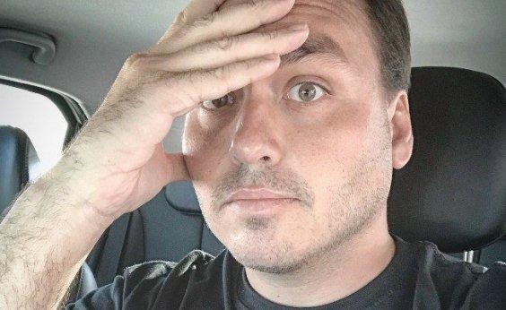 [Carlos publica vídeo que acusa Witzel de 'forjar provas' contra Bolsonaro no caso Marielle]