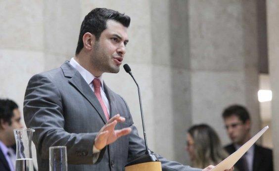 [Não existe a possibilidade de Covas deixar a prefeitura, diz presidente da Câmara reeleito]