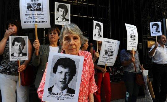 [Ex-policial da ditadura argentina Mario Sandoval será extraditado neste domingo]