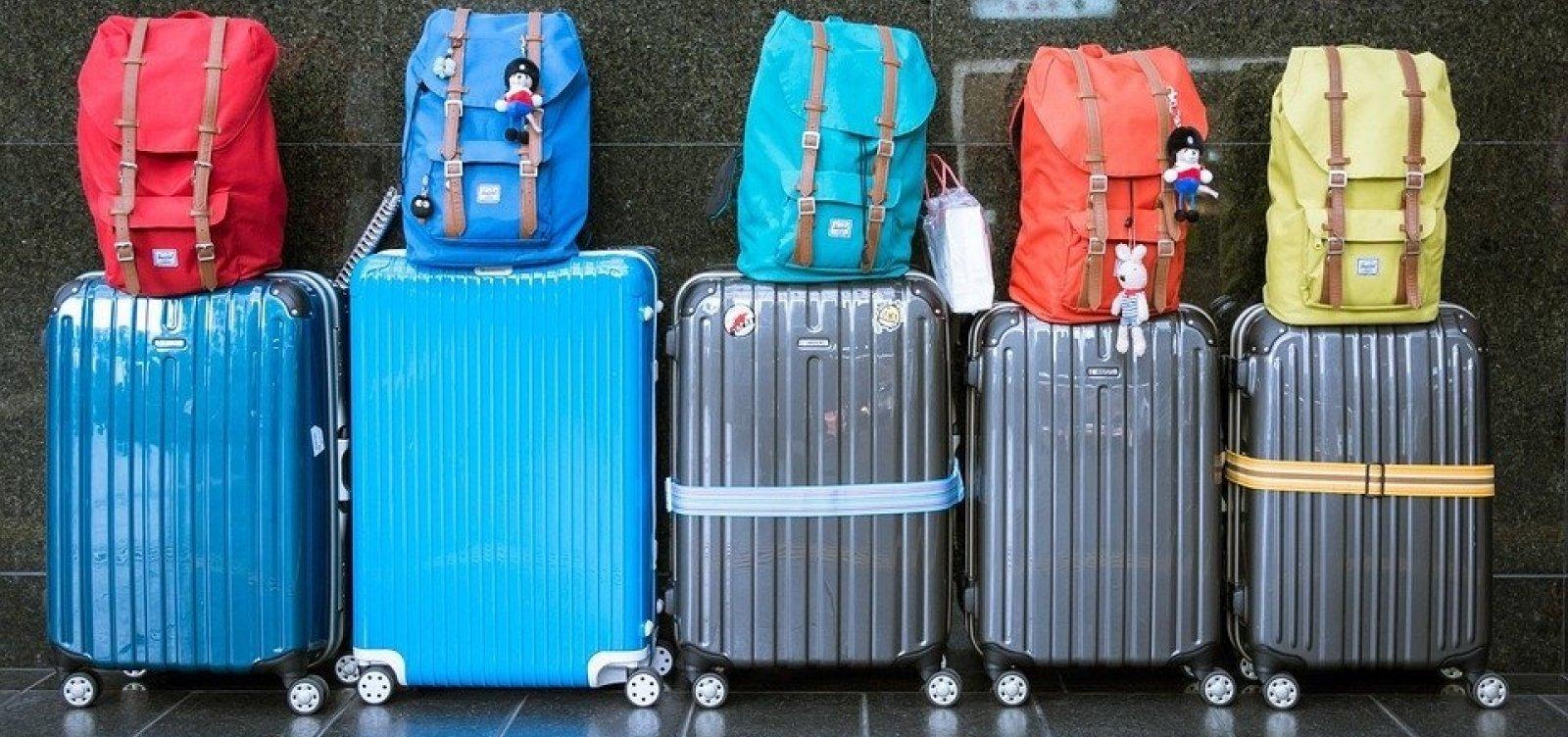 [Alta temporada deve ter mais de 5 milhões de passageiros em aeroportos]