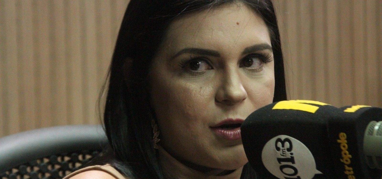 ['Acredito na inocência de Bolsonaro, mas não de Flávio', diz Dayane Pimentel]