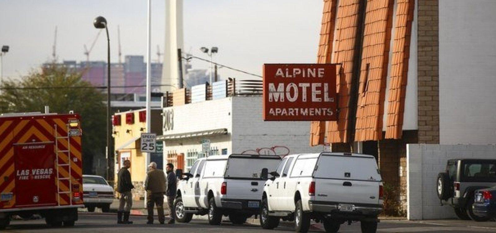 [Incêndio em Las Vegas deixa seis mortos e 13 pessoas feridas ]