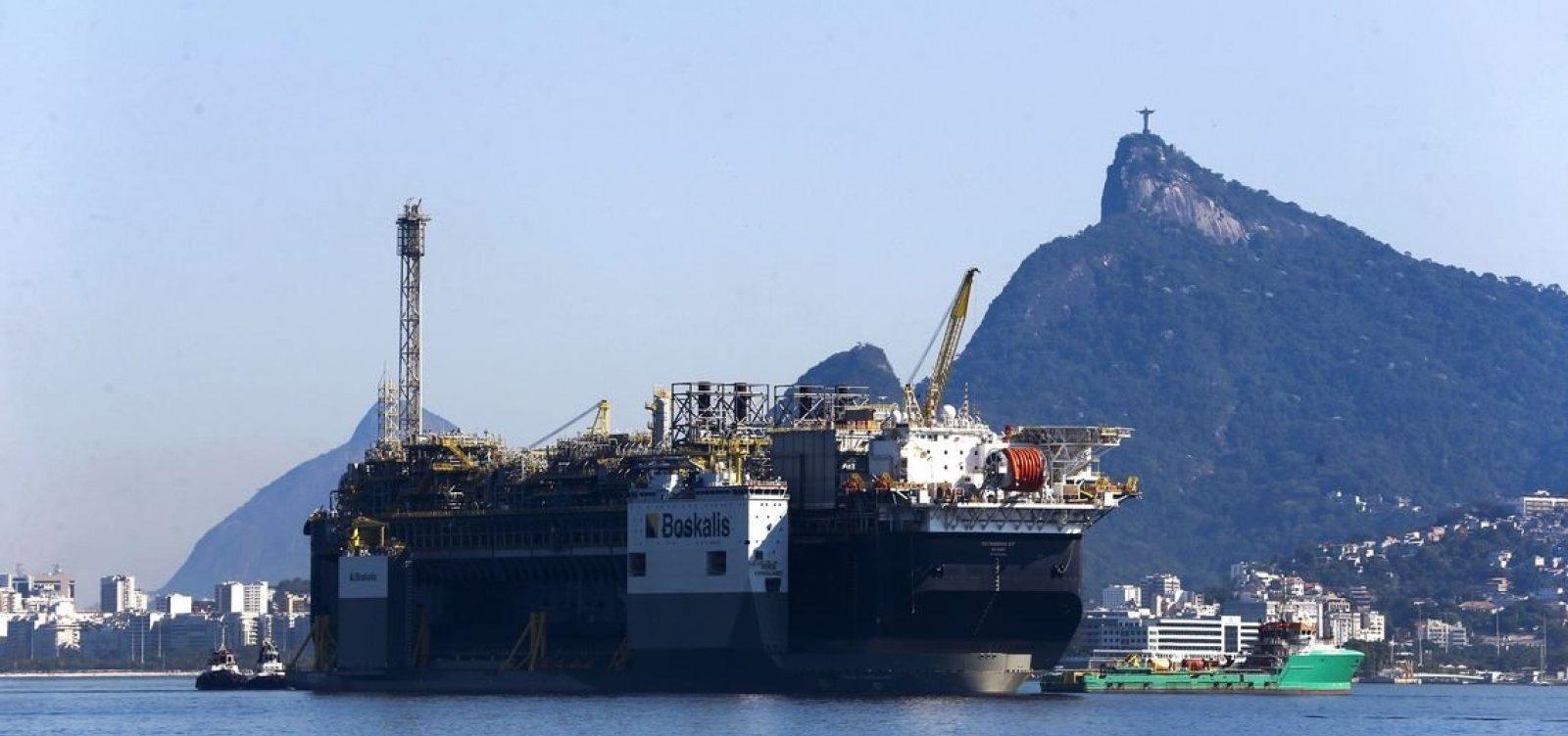 [Brasil produz mais de 3 milhões de barris de petróleo por dia]