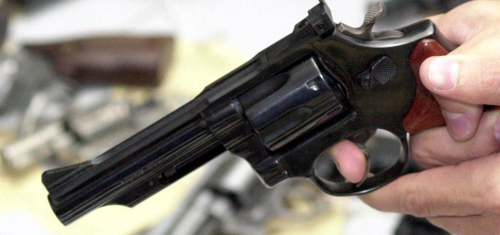 [Bahia tem 10º maior número de armas registradas em 2019; alta de 24% no país]