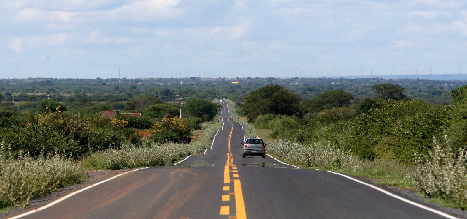 [Número de acidentes cai 31% nas estradas baianas no período do Réveillon]