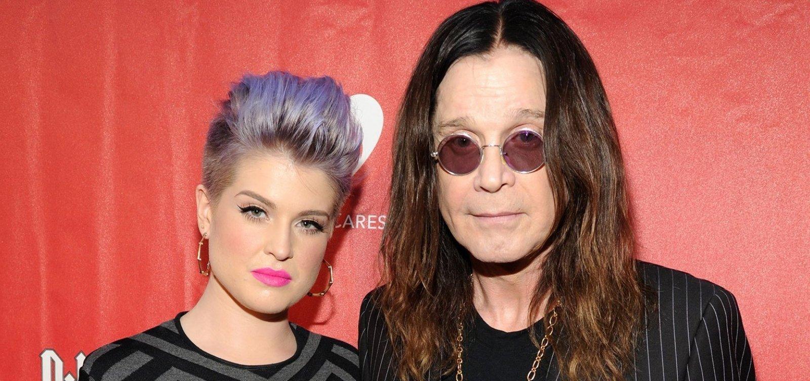 [Filha nega que Ozzy Osbourne esteja em leito de morte: 'Bobagem']