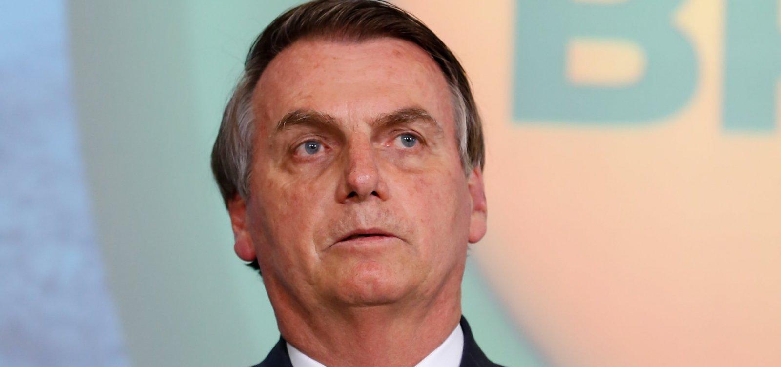 [Bolsonaro diz que preço dos combustíveis no Brasil vai aumentar após ataque do EUA]