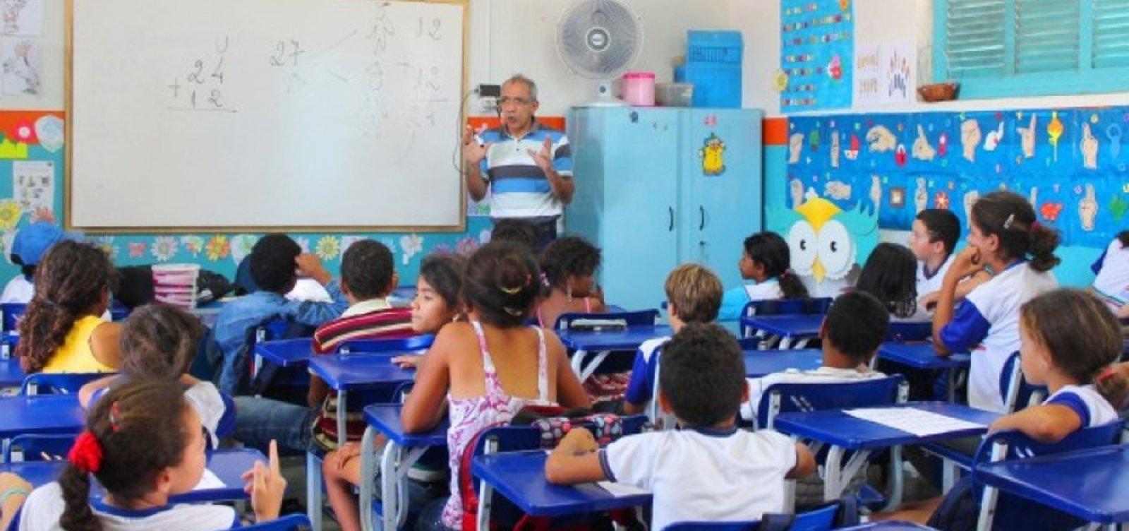 [Matrículas de novos alunos da rede municipal de ensino começam na segunda-feira]