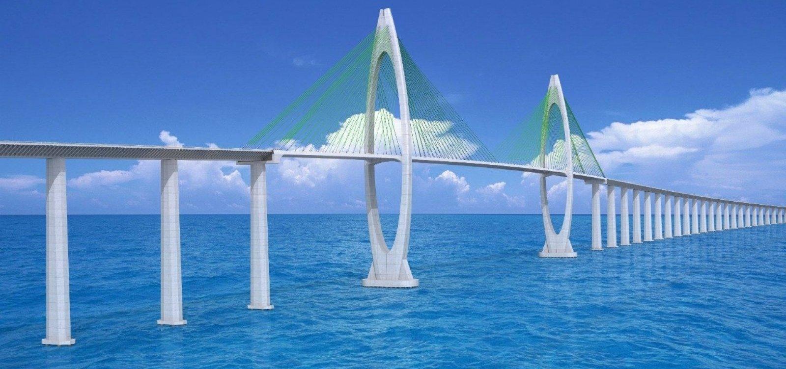 [Consórcio é habilitado para construção da ponte Salvador- Itaparica]