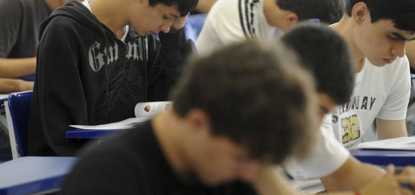 [Reajuste de matrícula das escolas particulares baianas pode chegar até 6,25%]