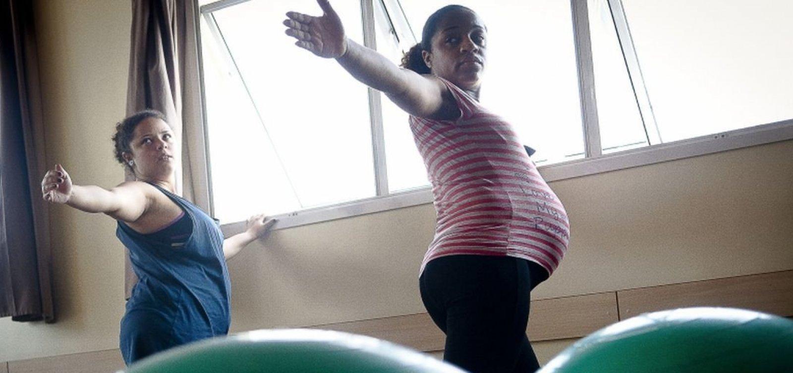 [Número de grávidas com HIV aumenta quase 40% em dez anos]