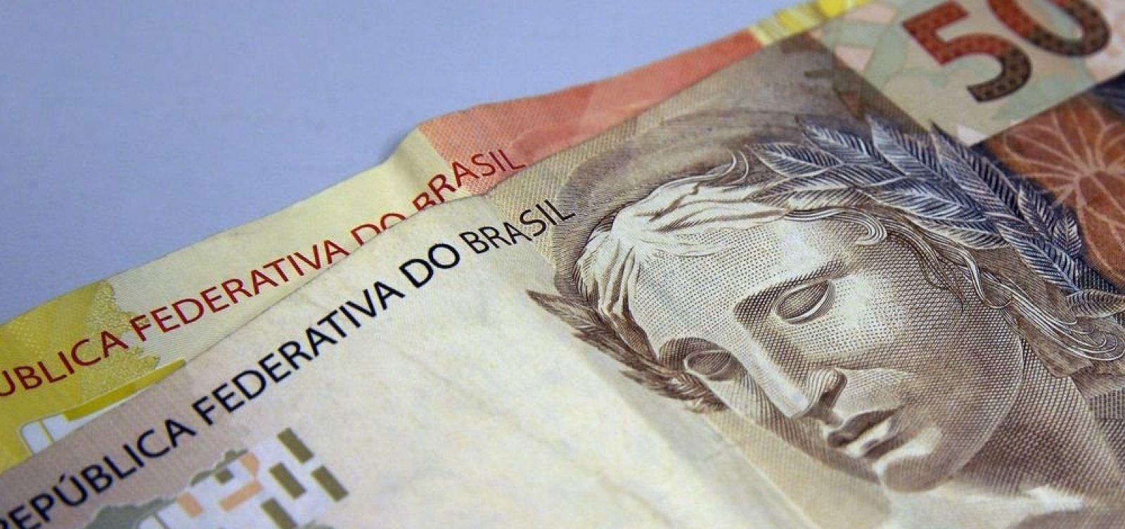 [Mercado financeiro reduz estimativa de inflação este ano para 3,58%]