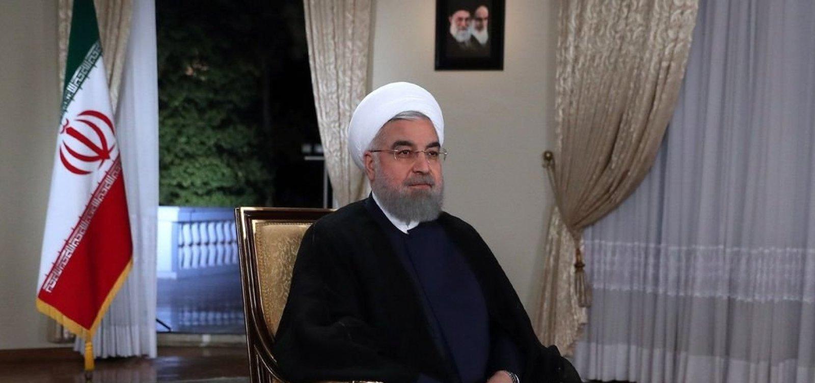 [Países insistem que Irã cumpra acordo nuclear de 2015]