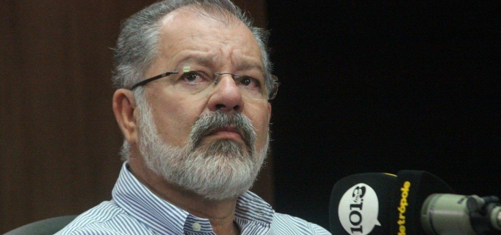 ['Vou trabalhar para ser governador', diz Nilo sobre sucessão de Rui Costa]