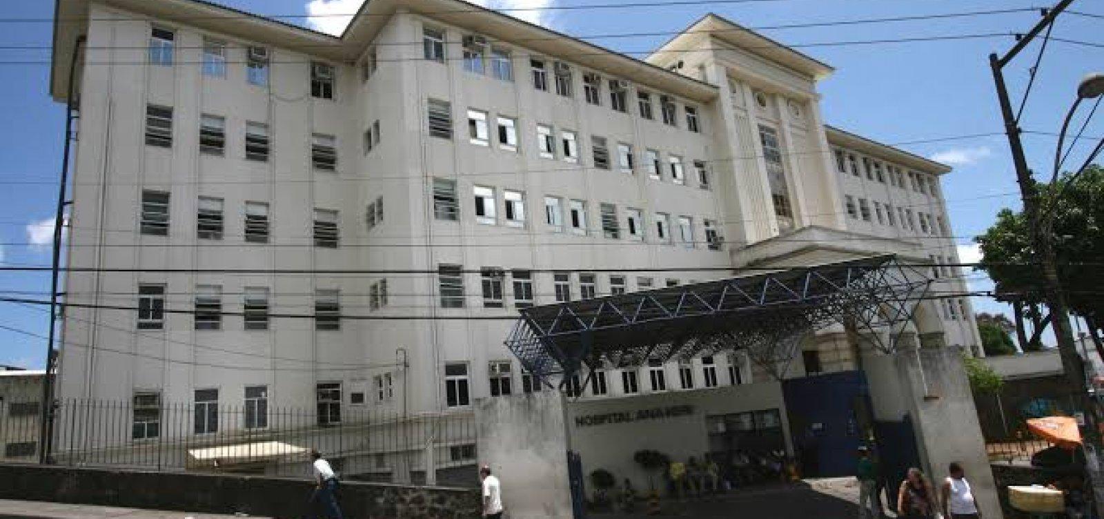 [Governo divulga licitação para reformar Hospital Ana Nery e posto de saúde do Curuzu]