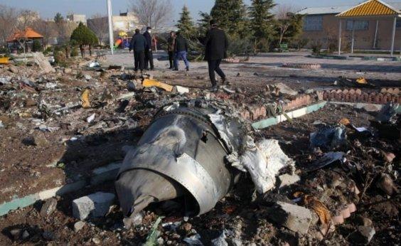 [Pessoa que publicou vídeo de derrubada de avião no Irã foi presa, diz agência]