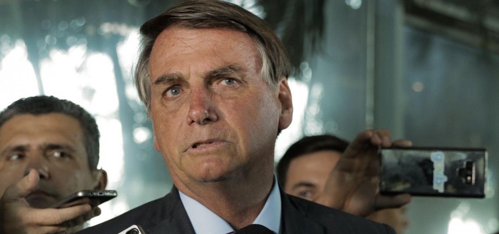 [Bolsonaro anuncia reajuste, e salário mínimo passará de R$ 1.039 para R$ 1.045 em fevereiro]