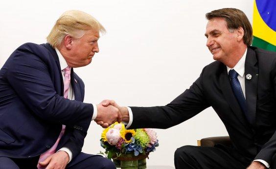 [EUA acenam para Bolsonaro e apoiam candidatura do Brasil na OCDE no lugar da Argentina]