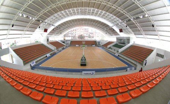 [Seis anos após inauguração, ginásio poliesportivo de Cajazeiras passará por reformas]