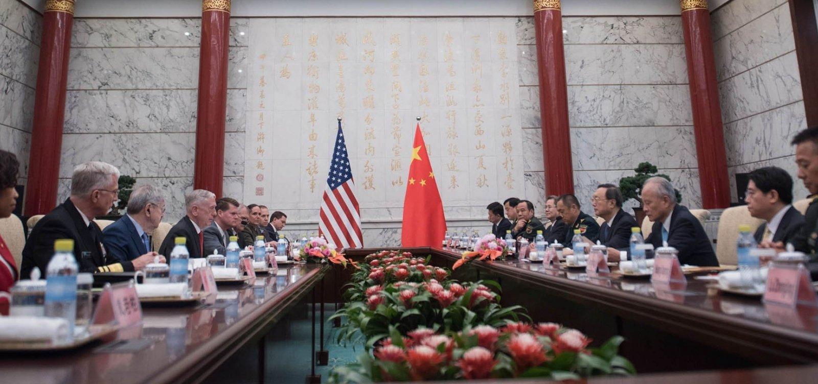 [EUA e China assinam fase 1 de acordo para aliviar guerra comercial]