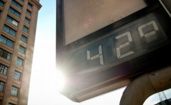 [2019 foi o segundo ano mais quente de todos os tempos, diz Nasa]