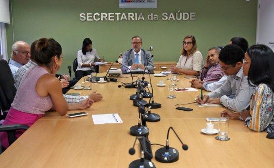 [Sírio Libanês assina convênio de aperfeiçoamento para gestão do Hospital Roberto Santos]
