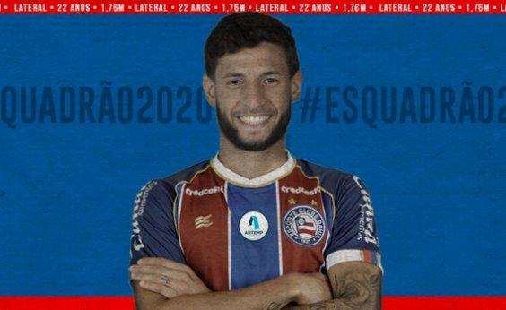 [Bahia anuncia contratação de Juninho Capixaba]