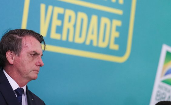 [Bolsonaro ataca repórter da Folha e nega saída de chefe da Secom]