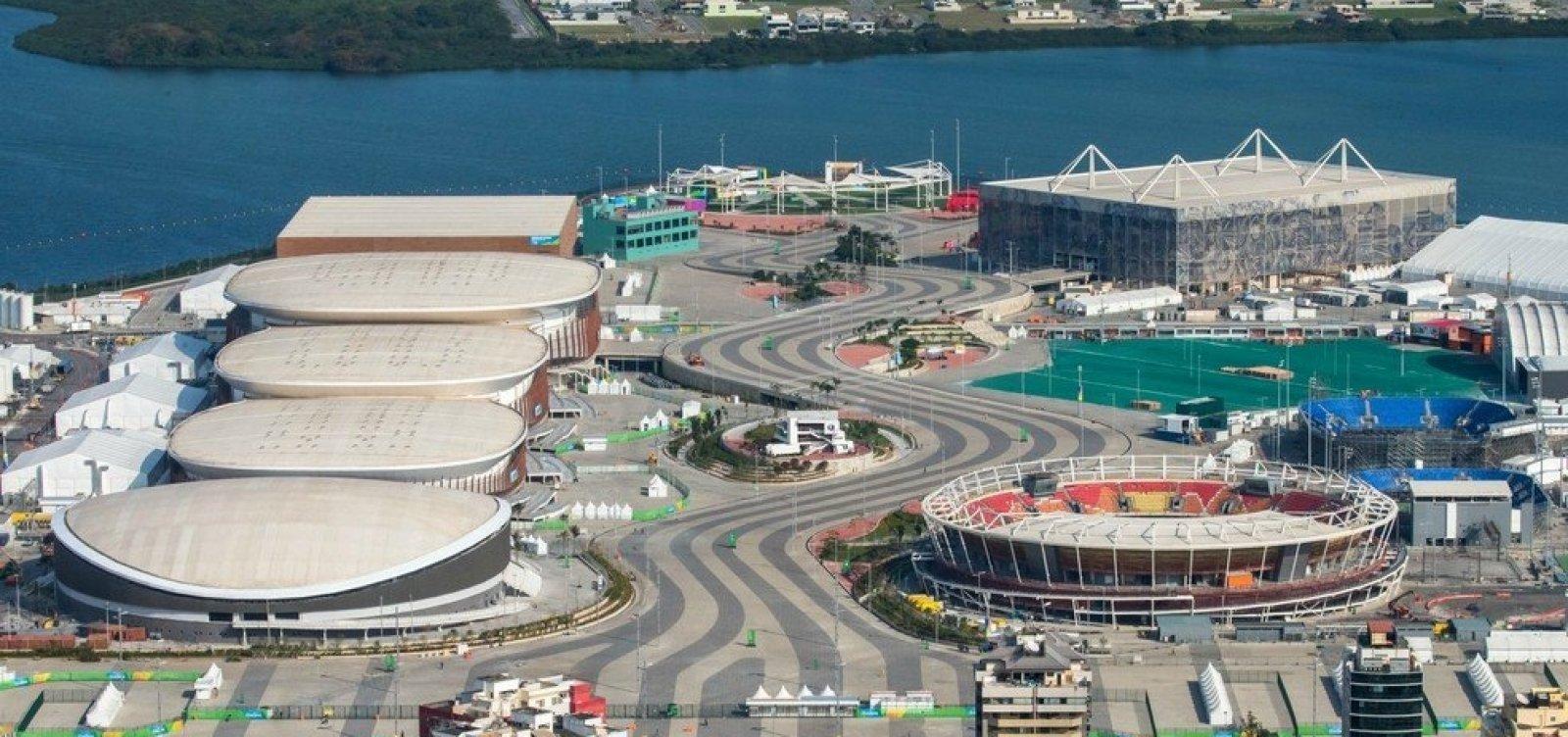 [Justiça ordena interdição de instalações olímpicas do Rio]