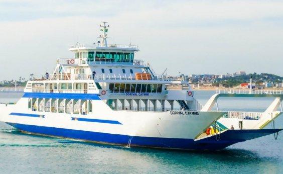 [Ferry registra espera de 2h para veículos em Salvador; pedestres embarcam sem fila]