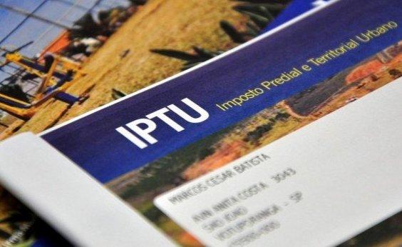 [Contribuintes antecipam pagamento do IPTU para garantir desconto 7%]