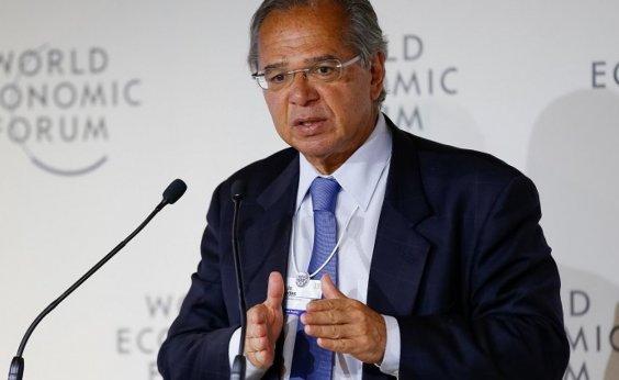 [Em Davos, Guedes participará de painéis sobre América Latina, dominância do dólar e indústria]