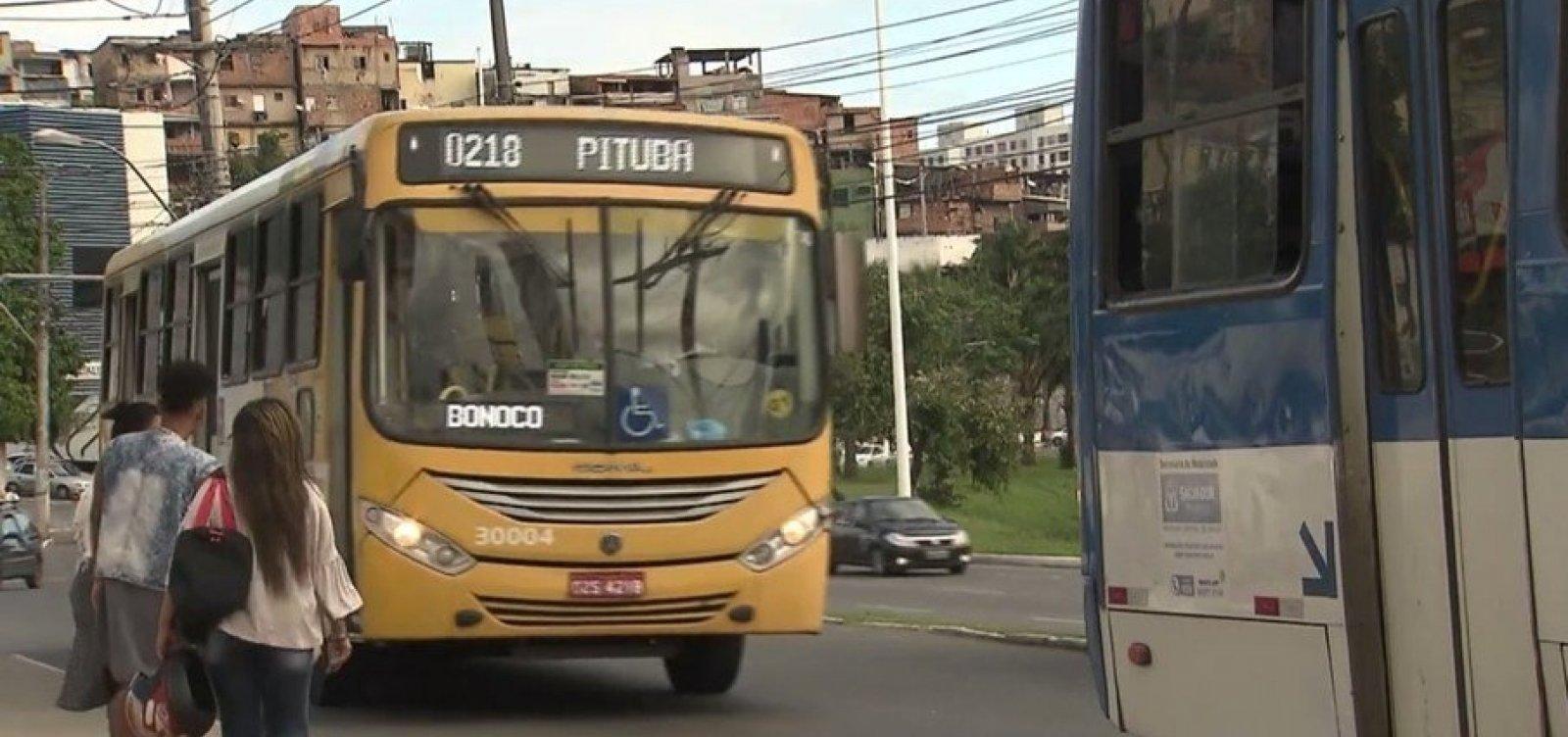 [Salvador registra quase dois mil assaltos a ônibus em 2019]