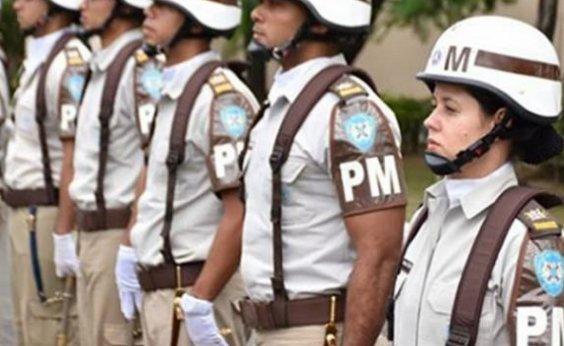 [Projeto de Lei do Governo do Estado acelera promoções de policiais militares na Bahia]